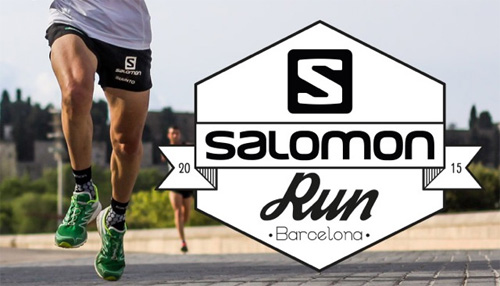 Salomon Run Barcelona 2015