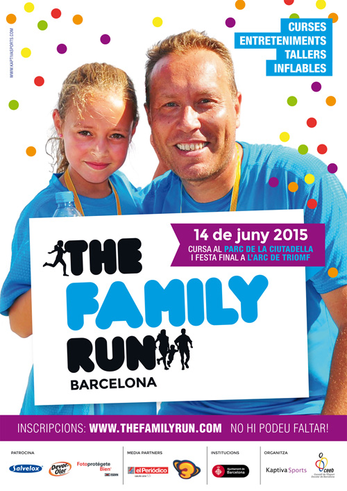 The Family Run 2015