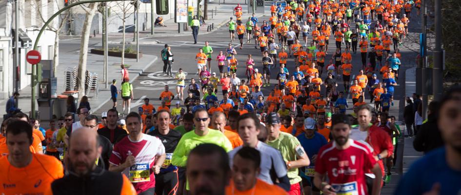 asics marathon madrid