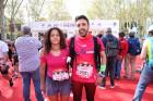 Cuatro corredores con discapacidad visual y sus guías participarán este domingo en la Behobia-San Sebastián