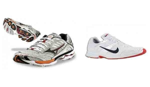 Nike Air Zoom Marathoner VS Mizuno Wave Nirvana 4